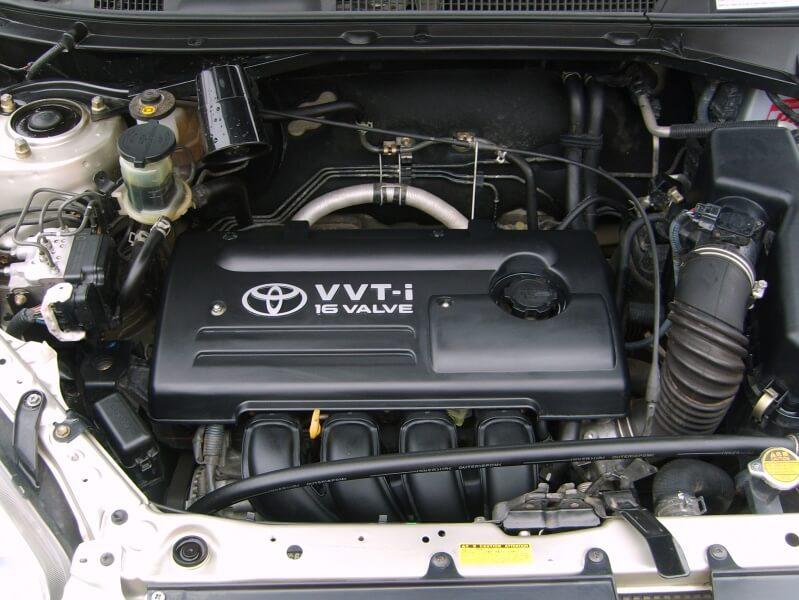 Ремонт двигателя toyota rav4