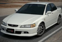 Honda Accord CF4