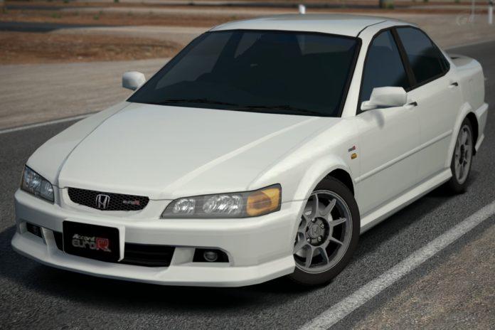 Honda Accord CF4