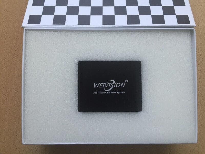 Система кругового обзора фирмы Weivision