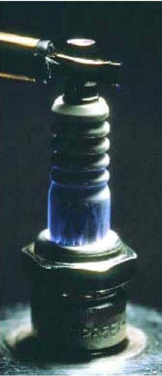 33 - Черный изолятор свечи зажигания