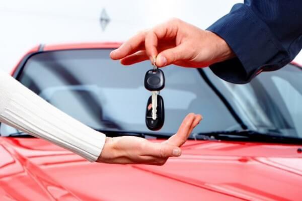 Покупка автомобиля ключи в руки