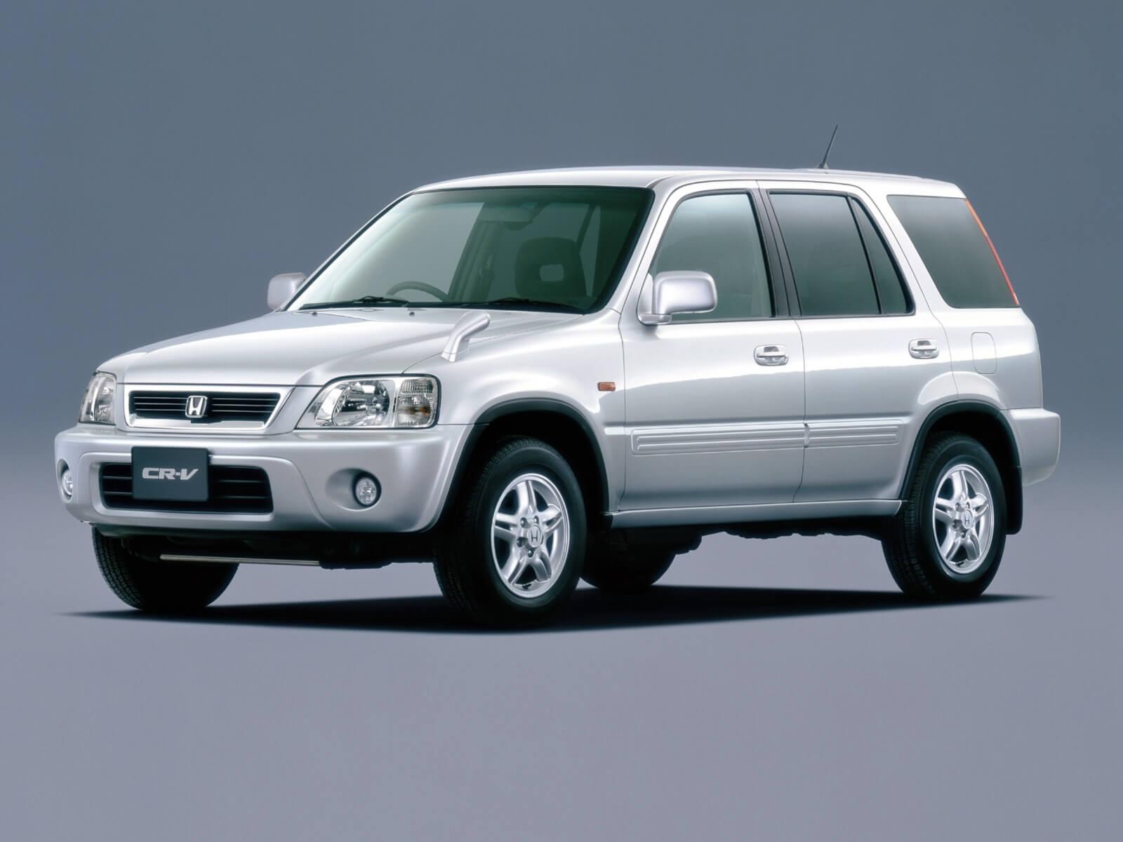 Регламенты технического обслуживания и мануалы для Honda CR-V