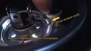 Замена ламп на Chevrolet Cruze