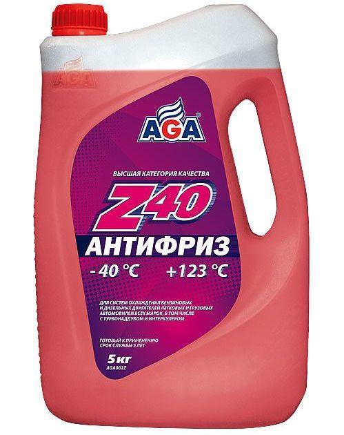 AGA Z40 5L