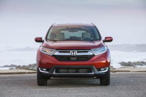 Honda CR-V 2019 внешний вид