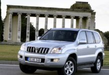Регламенты ТО и мануалы для Toyota Land Cruiser Prado 120