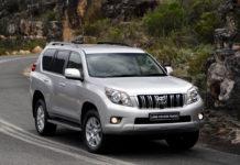 Регламенты ТО и мануалы для Toyota Land Cruiser Prado 150