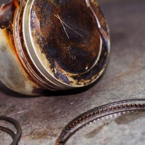 залегание поршневых колец