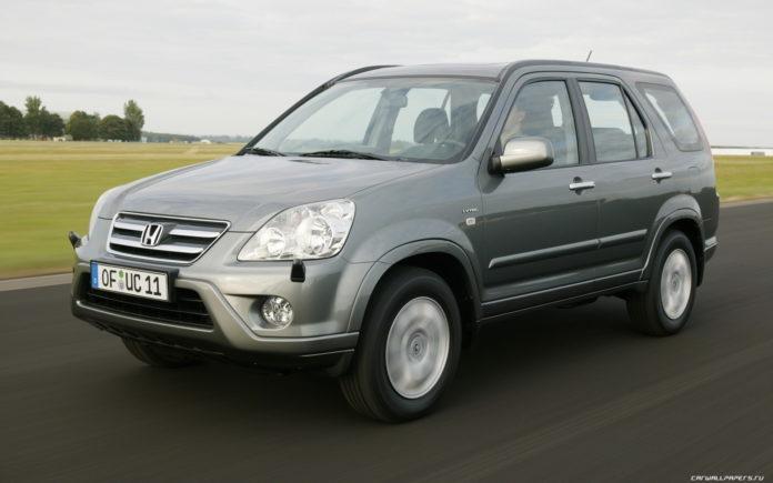 cr-v rd8 2005