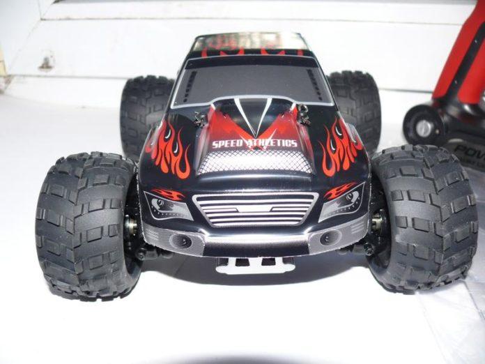 WLToys A979 Flamesy детский электромобиль