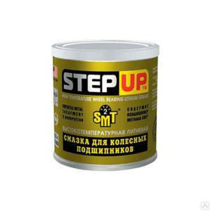 STEP UP High Temperature Wheel Bearling Lithium Grease